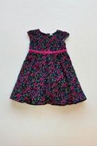 Cord Party Dress