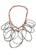 Double-wire Compression Necklace