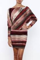 Dolman Long Sleeve Dress