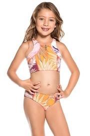 Tangerine Turtoise Bikini