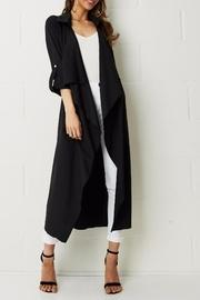 Silky Duster Coat