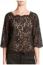 Elvia Lace Top