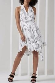 Shortsleeve Wrap Dress