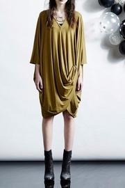 Shrine Dress Olive
