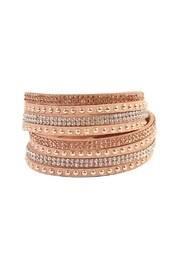 Beige Wrap Around Bracelet