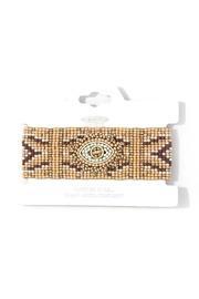 Evil Eye Bead-bracelet
