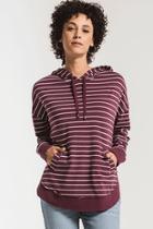 Dakota Striped Pullover