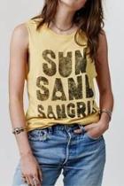 Sun Sand Sangria Top