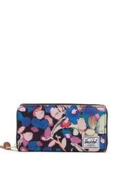 Floral Clutch Wallet
