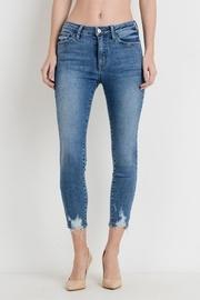 Hem Bite Jeans