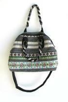 Beaded Hobo Bag