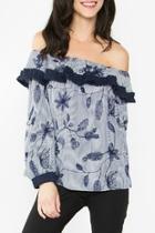 Mabelle Off-the-shoulder Top