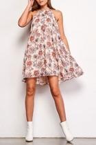 Alissa Printed Dress