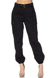 Belted Cargo Pant