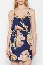 Floral Midnight Dress