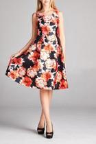 Big Rose Dress