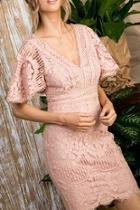 The Whitney Lace-dress