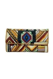 Hand-painted Southwest Wallet