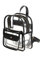 Lucite Backpack