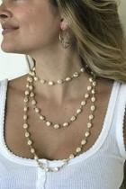 60 Baroque-pearl Necklace