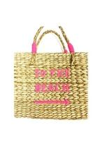 To-the-beach Tote