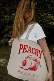 Peachy Canvas Bag