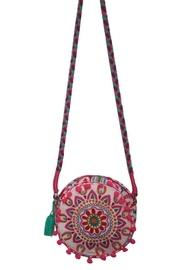 Colorful Embroidered Purse