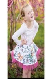 Colour A Skirt`