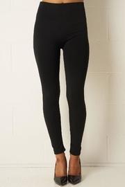 Black Thick Leggings