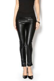 Lola Leather Front Pant