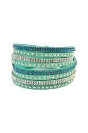 Green Wrap Around Bracelet