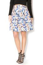 Bandage Flare Skirt