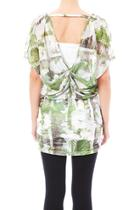 Floral Spring Tunic