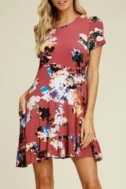 Trish Berry Dress