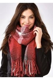 Patterned Scarf