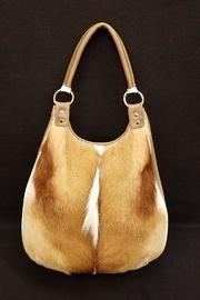 Leather Hide Handbag