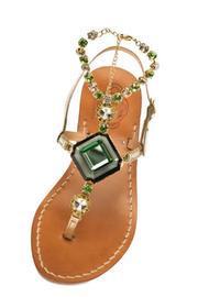Jade Italian Sandal