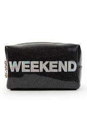 Weekend Makeup Bag