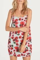 Floral Printed Sleeveless Dress