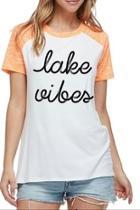 Lake-vibes Graphic Tee