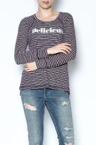 Striped Delicieux Top