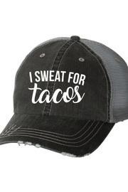 Sweat Tacos Hat
