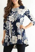 Floral Swing Tunic