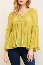 Spring Time Top