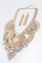 Cleopatra Statement Necklace