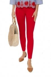 Red Grommet Pant