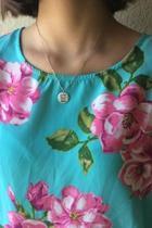 Faith-hope-love Inspirational Necklace
