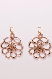 Flower Earrings Swarovsky