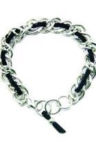 Braided Silver Bracelet