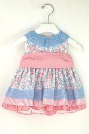 Flower Polkadots Dress